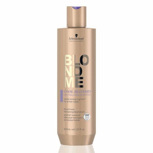 BLONDME Cool Blondes Neutralizing Shampoo 300mll
